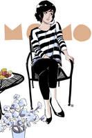 momo by roaldiswack