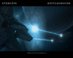 StarGate - Battleground by Mallacore