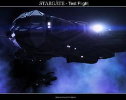 Stargate - Test Flight by Mallacore