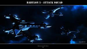 Babylon 5 - Attack Squad by Mallacore