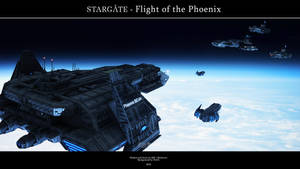 Stargate - Flight of the Phoenix by Mallacore