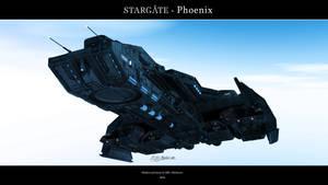 Stargate - Phoenix by Mallacore