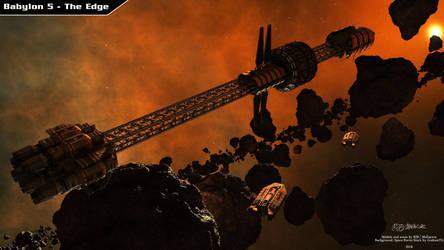 Babylon 5 - The Edge by Mallacore