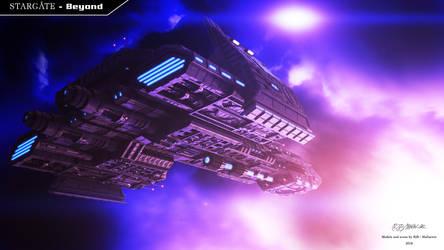 Stargate - Beyond by Mallacore