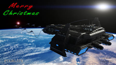 Stargate - Merry Christmas by Mallacore