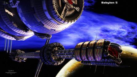Babylon 5 by Mallacore