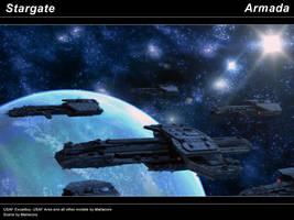 Stargate Armada by Mallacore