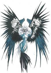 Angel of Sorrow by Humanis