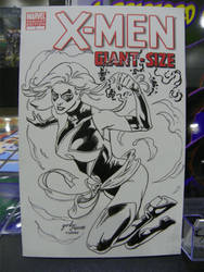 Comic Expo Sketch 1 by cbgorby