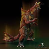 zTitanosaurus re-rendered by dopepope