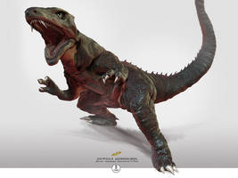 zGOROSAURUS new render by dopepope
