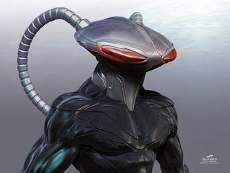 zBLACK MANTA by dopepope