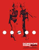 spacegirls by dopepope
