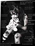 Gothic Lolita by ScarletShadowScale