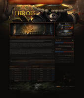 Heroes WoW - MOP Version by Evil-S