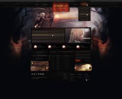 Lineage || Web Design by Evil-S