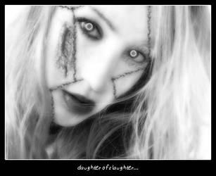 daughter of slaughter... by SvartSomNatten