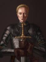 Brienne of Tarth by SaiTeadvuse