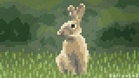 Rabbit by ReFreezed