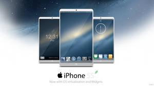 Apple iPhone 5S Concept by Tecior