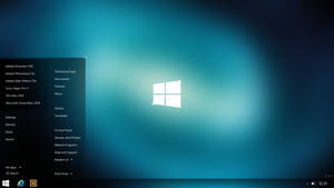 Windows Blue Concept OS by Tecior