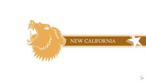 Flag Concept - New California Republic by Tecior