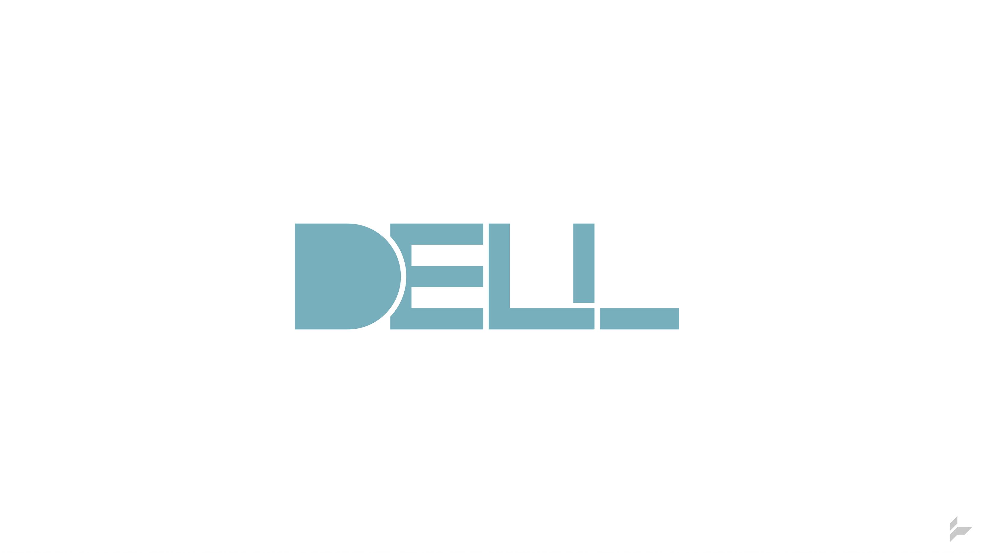 Dell Logo Concept by Tecior