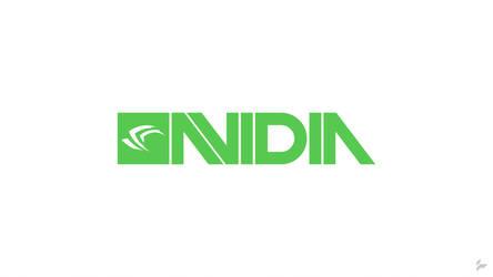 Nvidia Logo Concept by Tecior