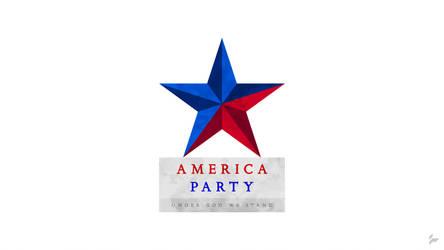 America Party Logo Concept by Tecior
