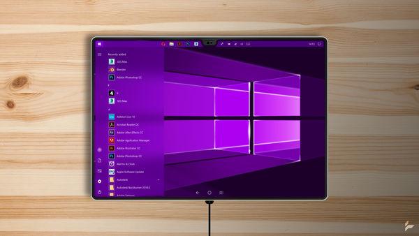 Microsoft Surface V Concept by Tecior