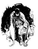 I'm The Goddamn Batman by JasonCopland