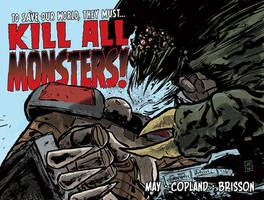 Kill All Monsters by JasonCopland