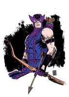 Hawkeye by JasonCopland