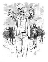 Zombiesssssss by JasonCopland