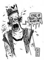 King of Pain by JasonCopland