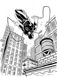 Daredevil Joyride by JasonCopland