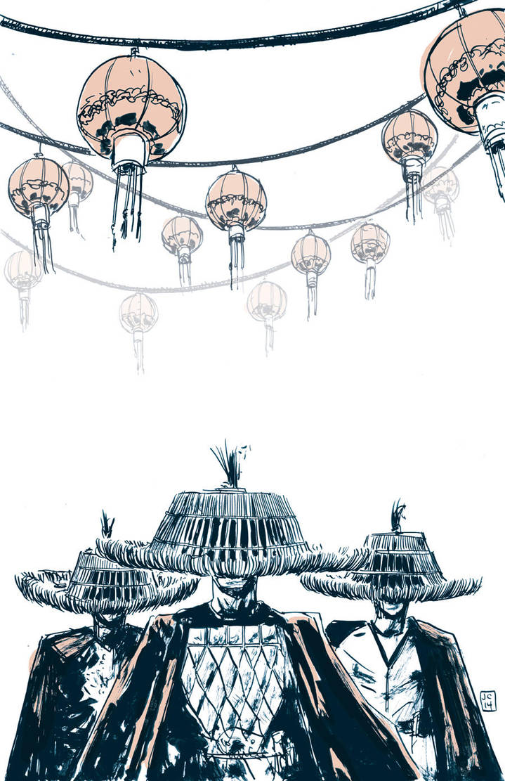 Big Trouble In Little China by JasonCopland