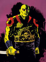 Drax the Destroyer by JasonCopland