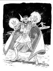 Dr Strange by JasonCopland