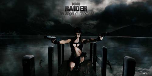 Tomb Raider by Rohunico