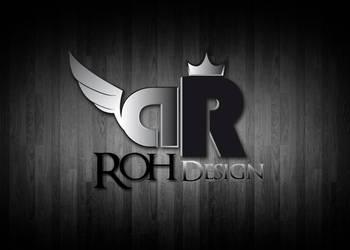New Logo Roh Design by Rohunico