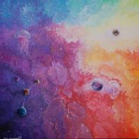 Jelly space by DenisKom