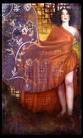 My Tribute to Gustav Klimt by judith