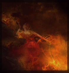 Four Elements - Fire by judith