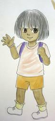 Dora by SawaMegami-chan