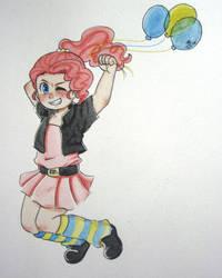 Pinkie Pie by SawaMegami-chan