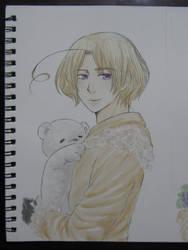 Fluffy... by SawaMegami-chan