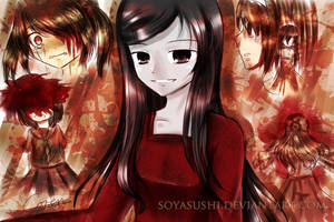 [Corpse Party] Sachi is my Pride and Joy by CorenB