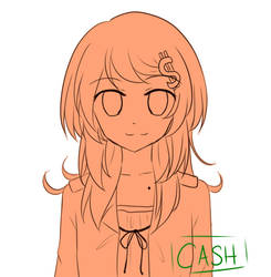 Cash vs Yandere - Protagonist [WIP] by CorenB