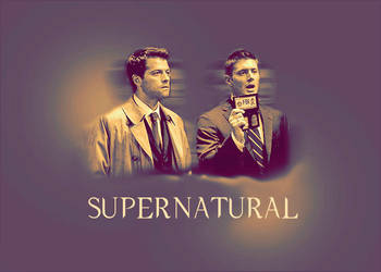 Supernatural by metinp